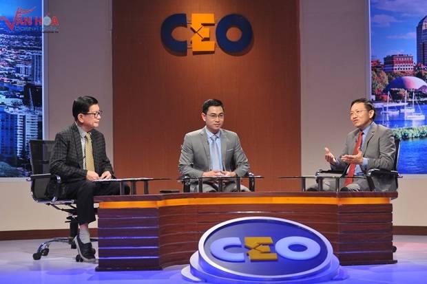 CEO Nguyễn Văn Tài bàn về vấn đề sử dụng tài sản chung - riêng của doanh nghiệp gia đình trên VTV - Ảnh 1