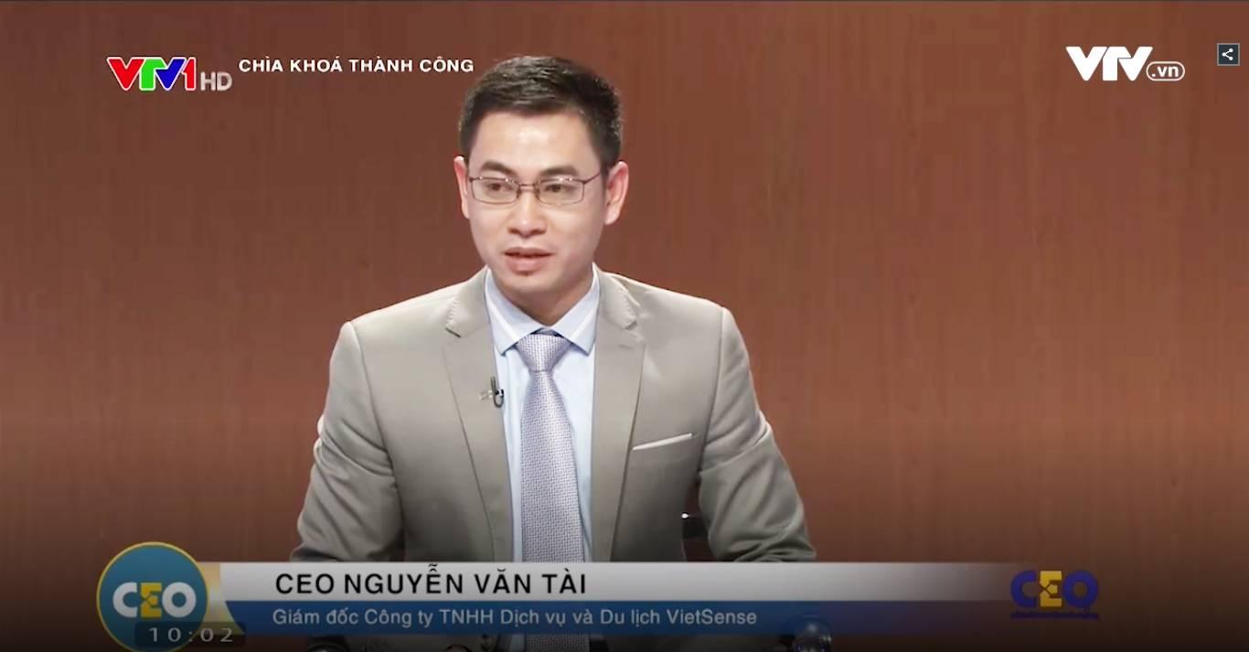 CEO VietSense Travel và quan điểm phát triển doanh nghiệp - Ảnh 1