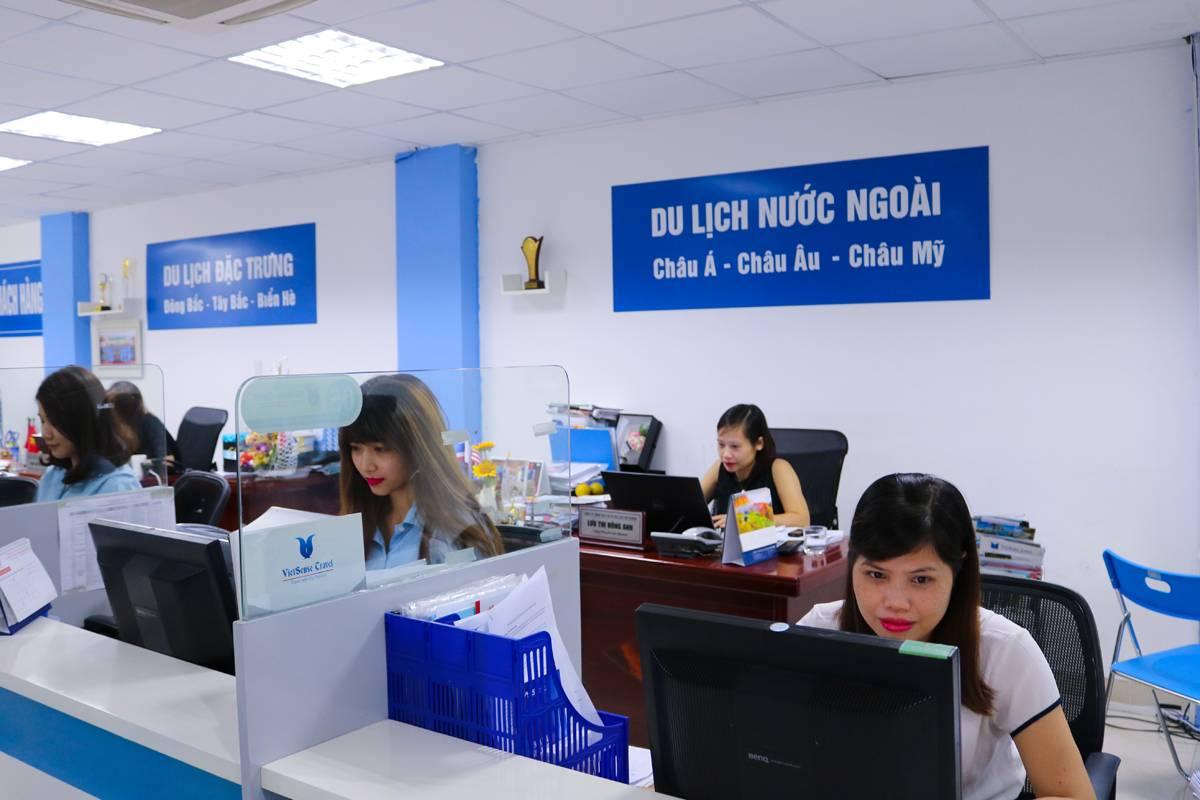 Đội ngũ nhân sự Phòng Du lịch Quốc tế - Ảnh 1