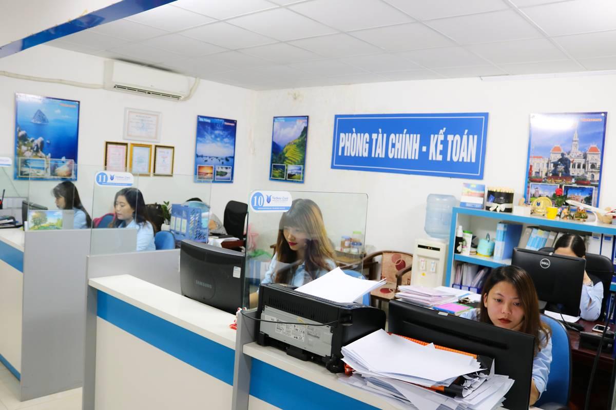 Phòng Kế toán - Ảnh 1