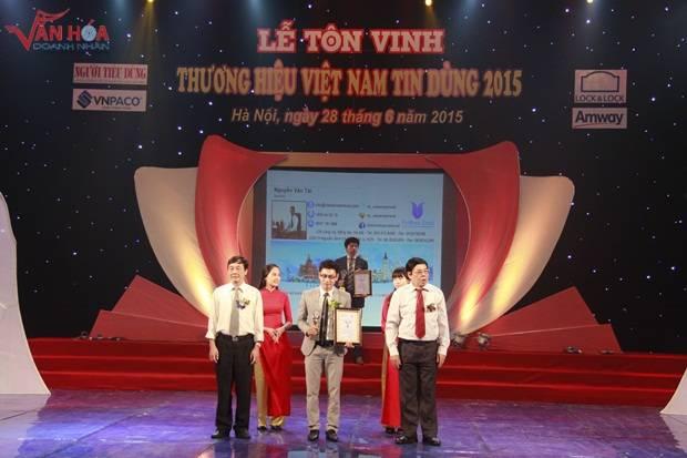 Vietsense Travel trên báo Văn hóa doanh nhân - Ảnh 2