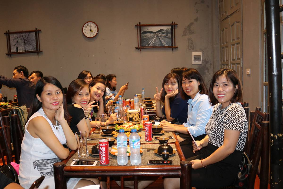 VietSense Travel tưng bừng liên hoan chào mừng 20/10 - Ảnh 4