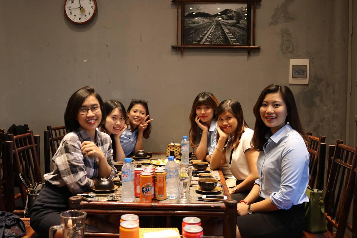 VietSense Travel tưng bừng liên hoan chào mừng 20/10 - Ảnh 5