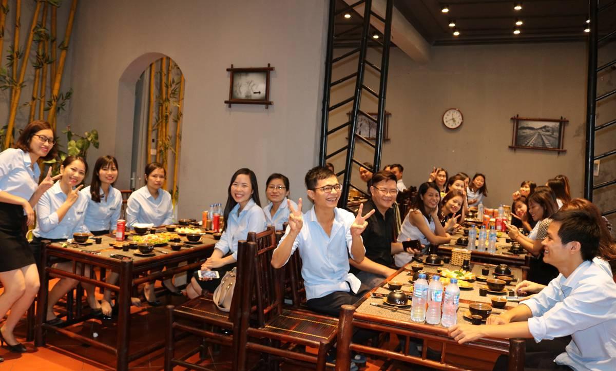 VietSense Travel tưng bừng liên hoan chào mừng 20/10 - Ảnh 2