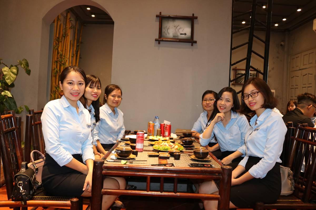 VietSense Travel tưng bừng liên hoan chào mừng 20/10 - Ảnh 3