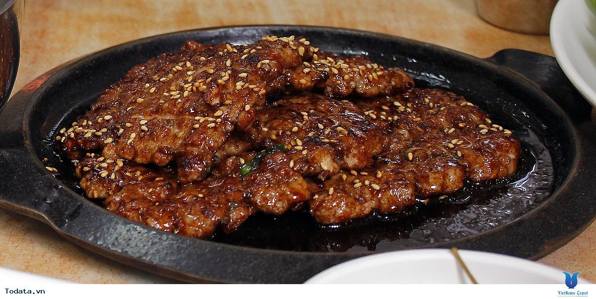 7 món ăn tuyệt đối không thể chối từ khi đi du lịch Hàn Quốc