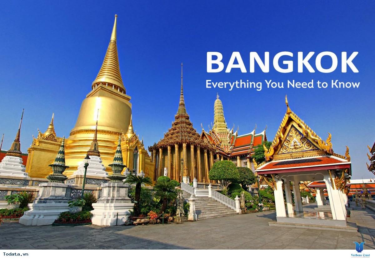 BangKok Thiên Đường Mua Sắm Ở Thái Lan