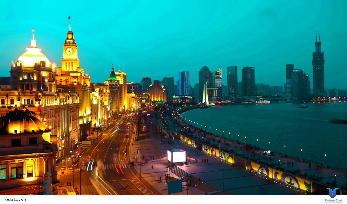 Bến Thượng Hải – Biểu tượng sống của các tòa nhà phong kiến