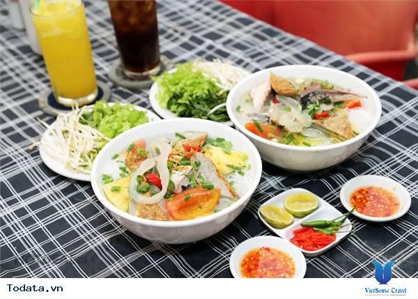 Bún Cá Lá Dầm Nha Trang