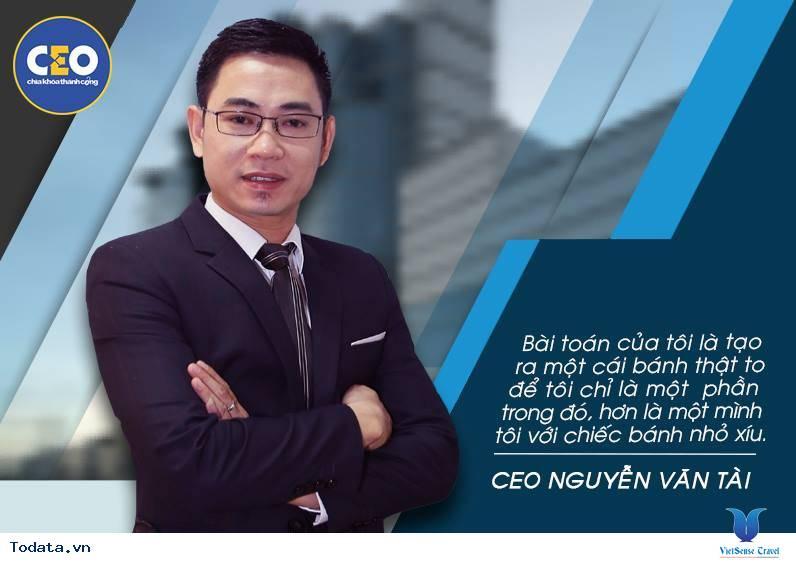 CEO Vietsense Travel chia sẻ bí quyết thành công trên báo Vnexpress
