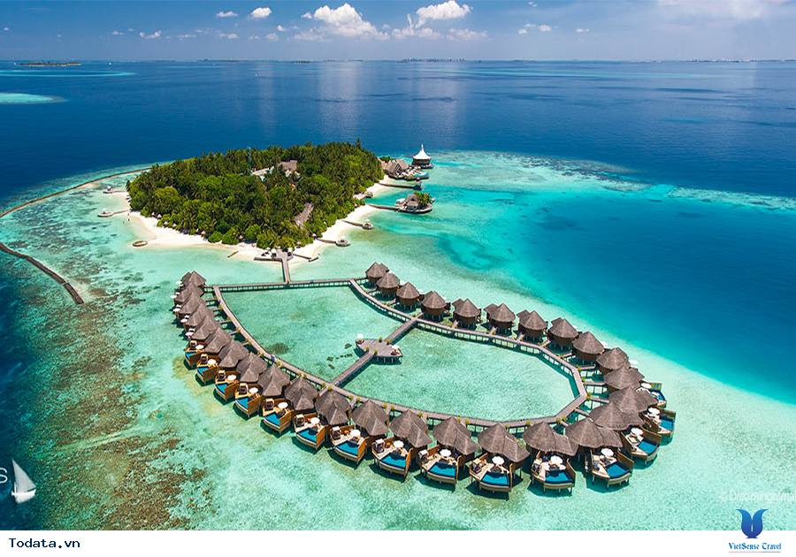 Choáng váng với vẻ đẹp những địa điểm du lịch Maldives