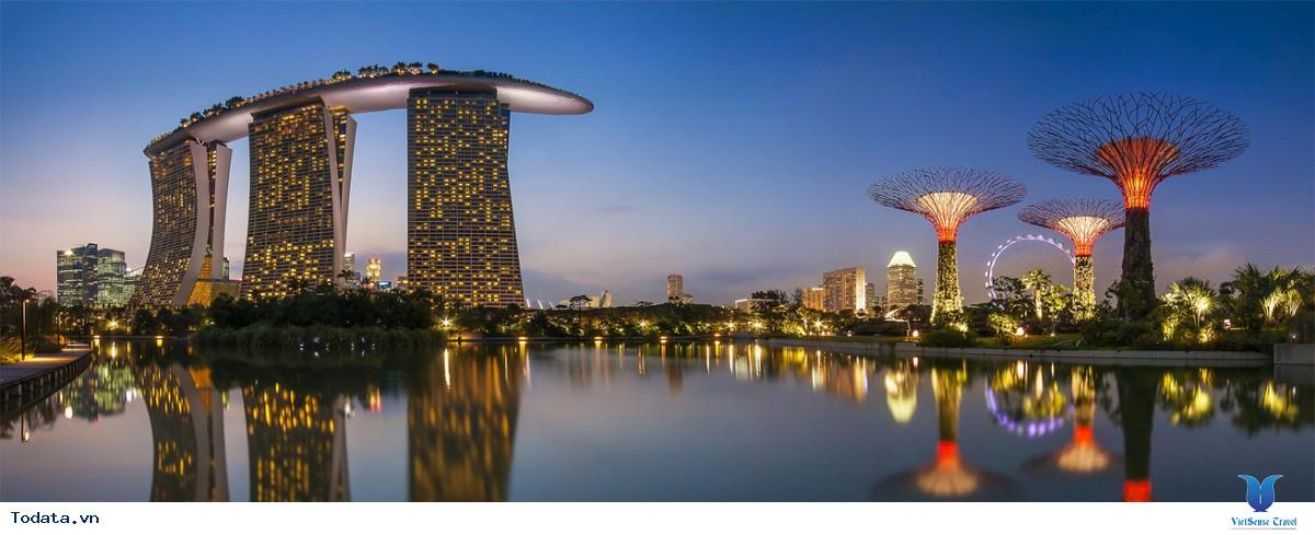 Chương trình Du Lịch Singapore Khởi Hành Từ Hà Nội
