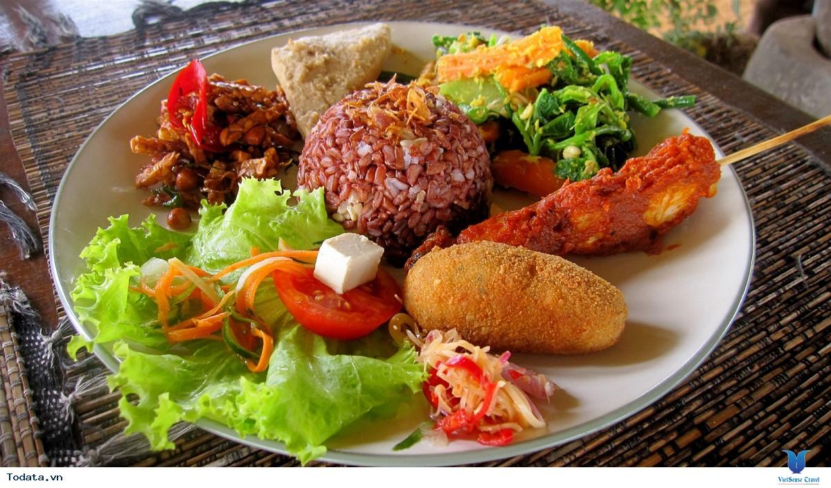 Đồ ăn vặt ở Bali ngọn tuyệt cỡ nào