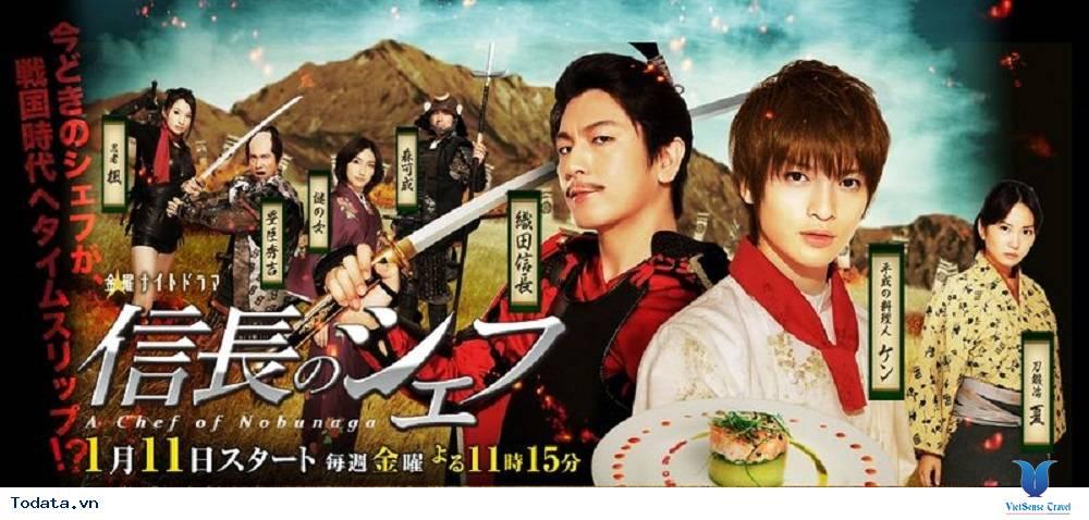 Đói meo với 5 bộ phim các tín đồ ẩm thực Nhật Bản không thể bỏ lỡ