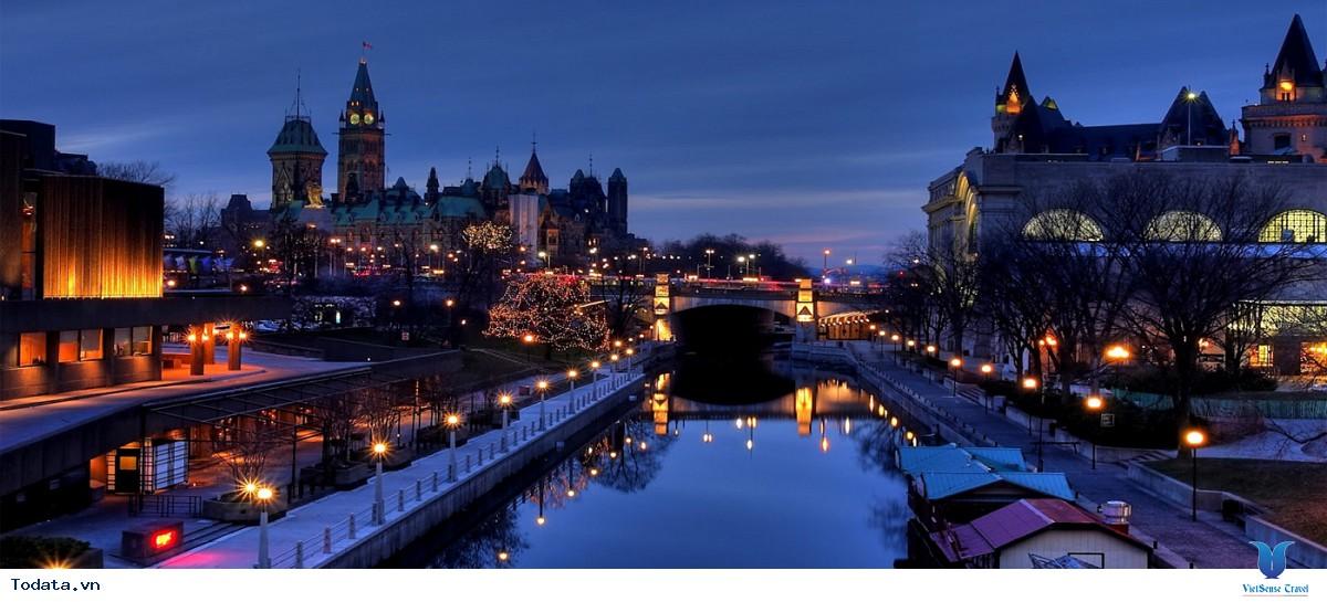 Du Lịch Canada 10 Ngày Từ Hà Nội: Vanouver - Montreal - Ottawa - Toronto
