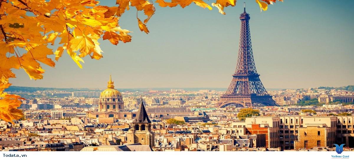 Tour Châu Âu Khởi Hành Từ Hà Nội: Pháp - Bỉ - Hà Lan - Đức