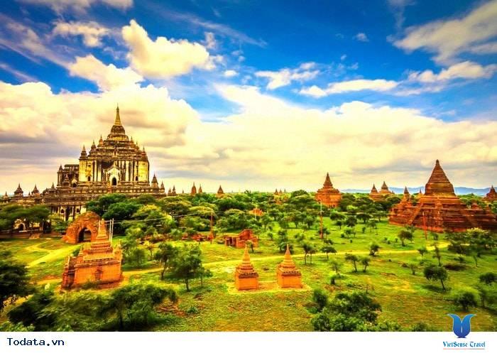 Du lịch Myanmar mua gì? ở đâu?