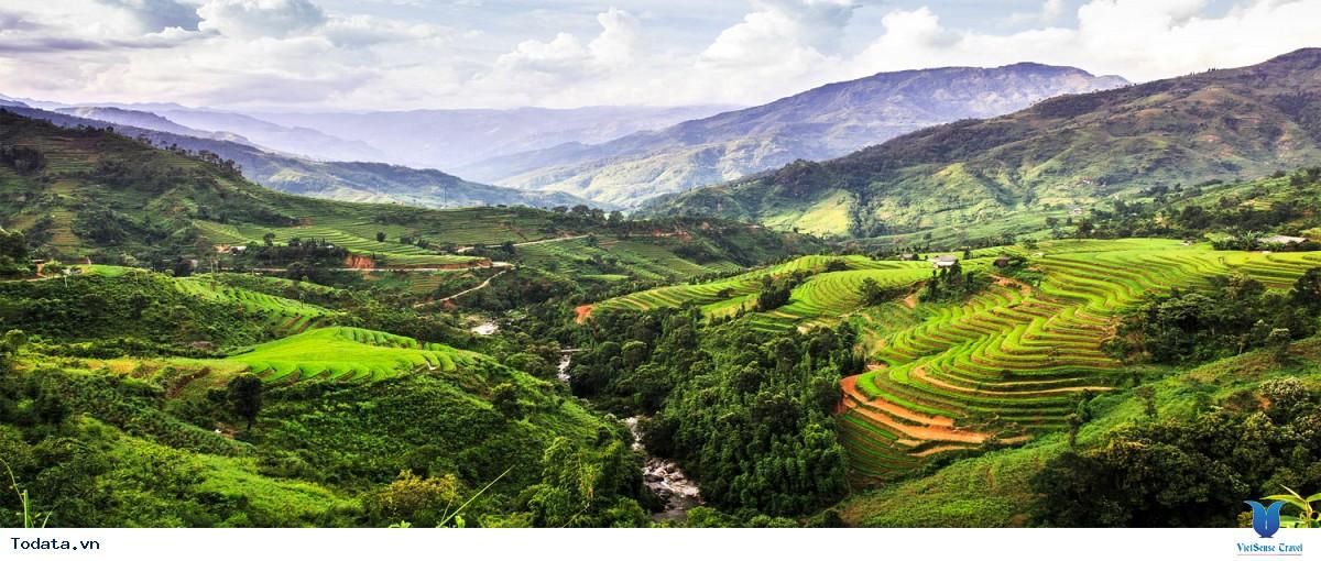 Du Lịch Tây Bắc: Hà Nội - Sơn La - Điện Biên - Mộc Châu