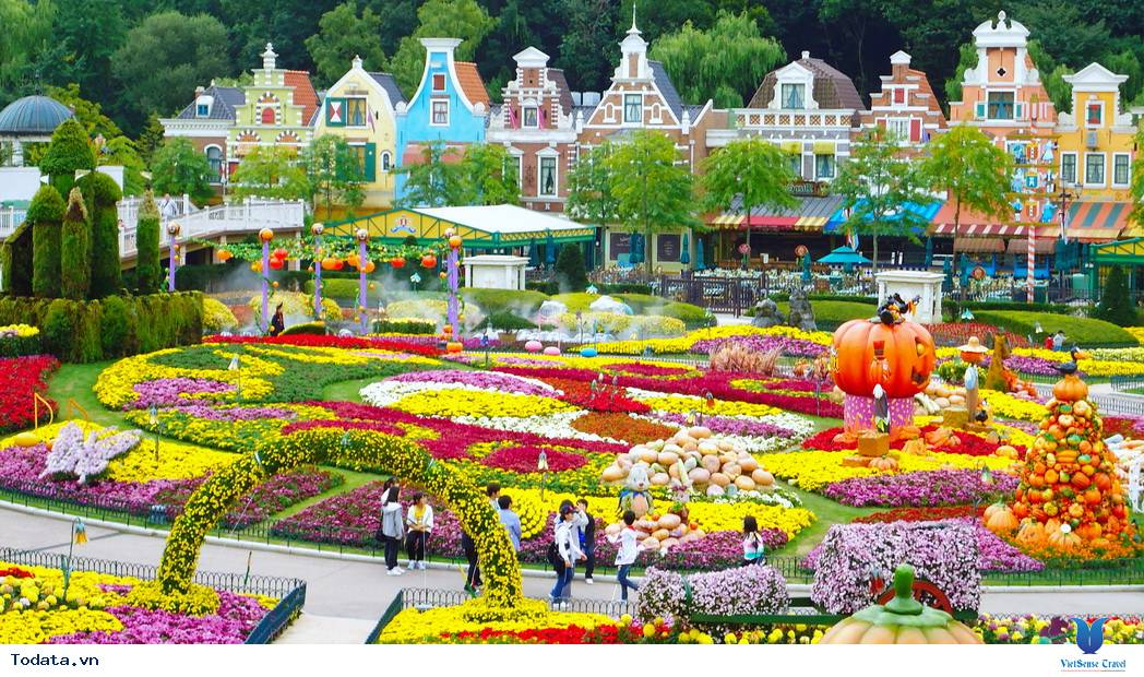 Everland Hàn Quốc