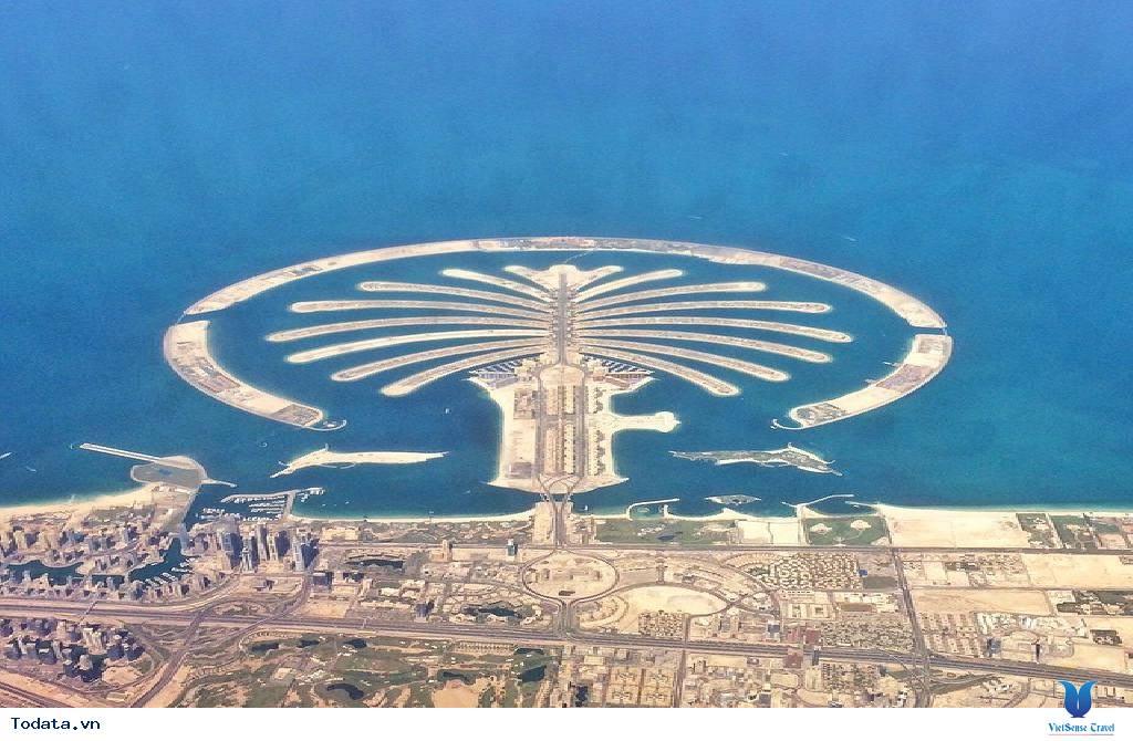 Ghé thăm quần đảo nhân tạo lớn nhất hành tinh tại Dubai