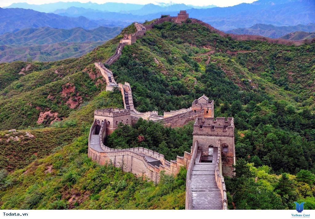 Khám phá công trình kiến trúc lịch sử của Trung Quốc