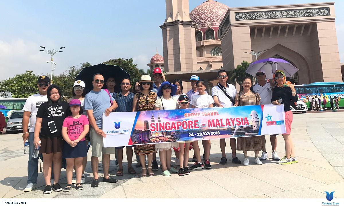 Đến với Singapore - Malaysia dịp tết dương lịch