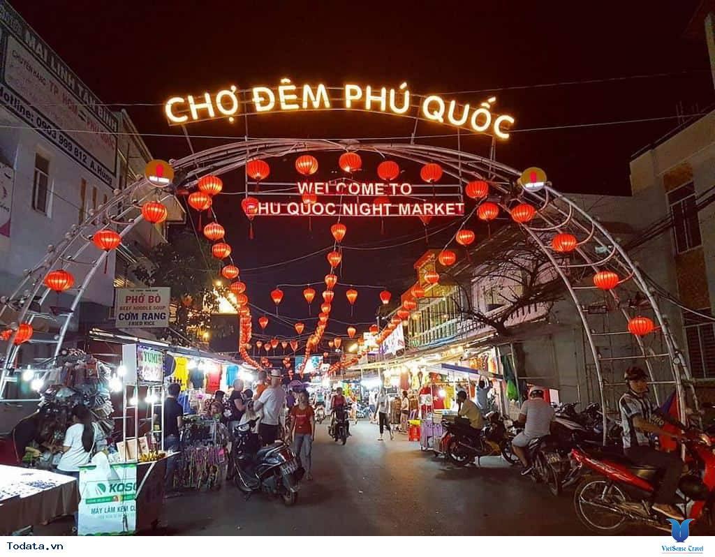 Lạc Lối Ở Chợ Đêm Phú Quốc