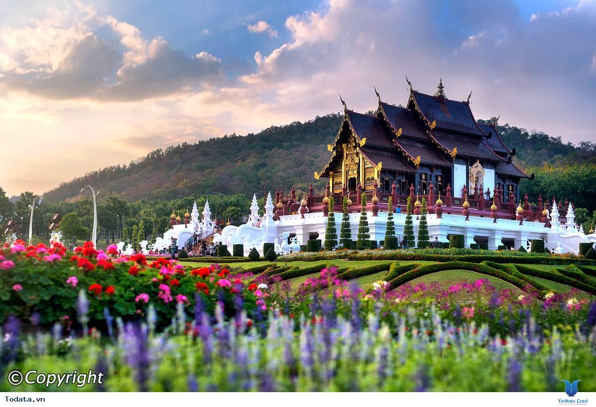 Miền Bắc Thái Lan có gì hấp dẫn ngoài thủ đô Băng Kok