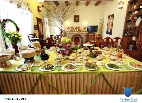Nhà Hàng ăn chay nổi tiếng tại Đà Nẵng