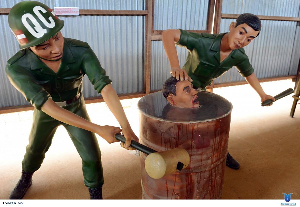 Nhà lao  cây dừa, chứng tích chiến tranh không thể quên