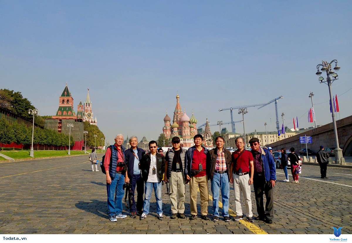 Review Hành Trình Khám Phá Nước Nga Tour Volga Cruise (p1)