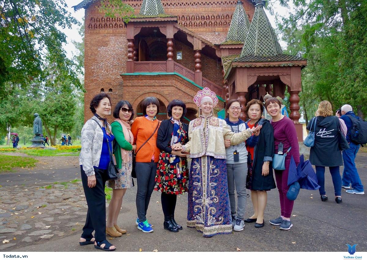 Review Hành Trình Khám Phá Nước Nga Tour Volga Cruise (p2)