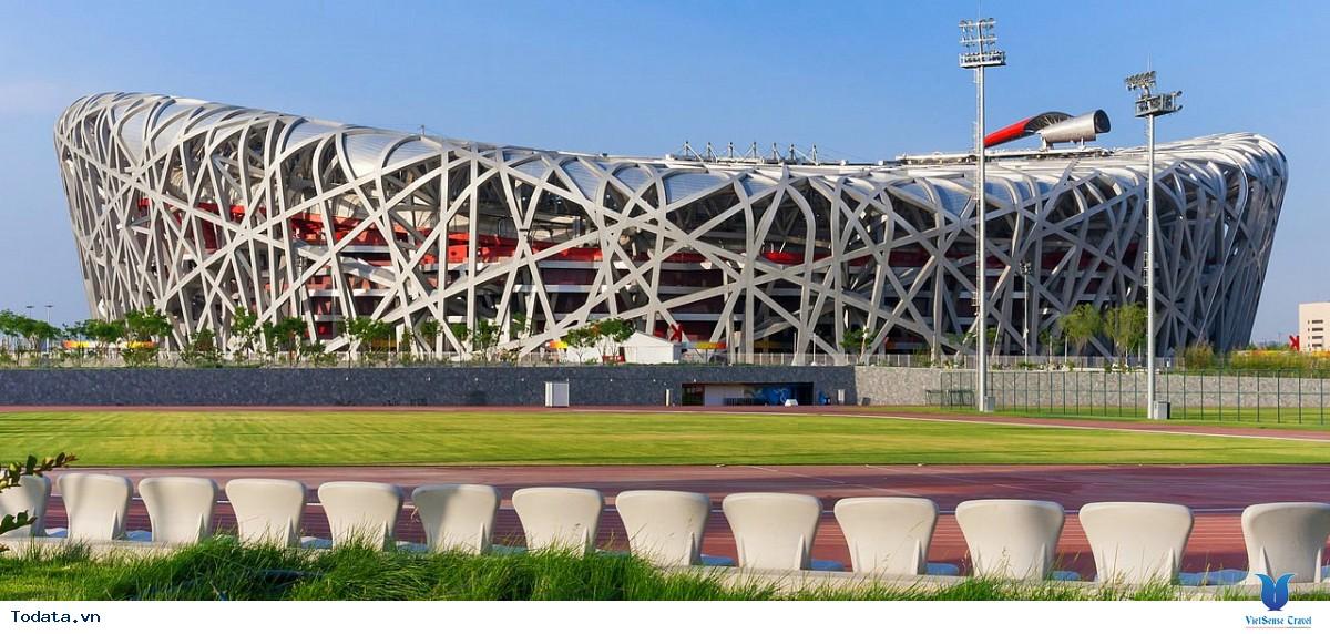Sân vận động tổ chim – Kiến trúc Âu Á giữa lòng Bắc Kinh