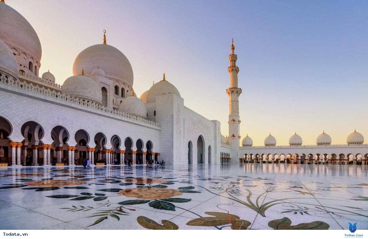 Sheikh Zayed- Thánh Đường Tuyệt Đẹp Chốn Nhân Gian