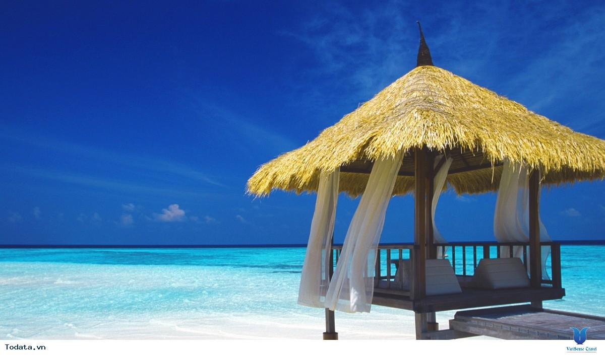 Thỏa mãn mê hồn trận ở Maldives