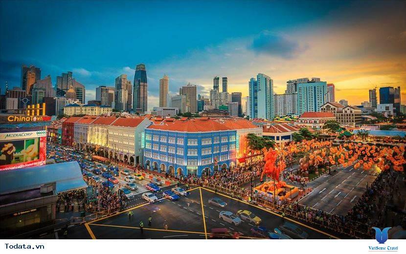 Thử thách những trò chơi mạo hiểm ở Singapore.