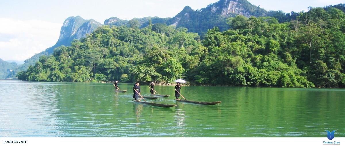 Tour Ba Bể - Thác Bản Giốc - Động Ngườm Ngao - Hang Pắc bó