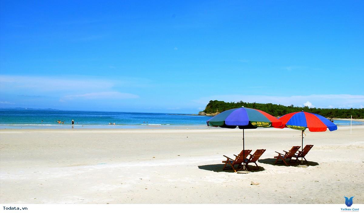 Tour Bãi Dài- Vân Đồn- Đảo Quan Lạn - 4 ngày 3 đêm