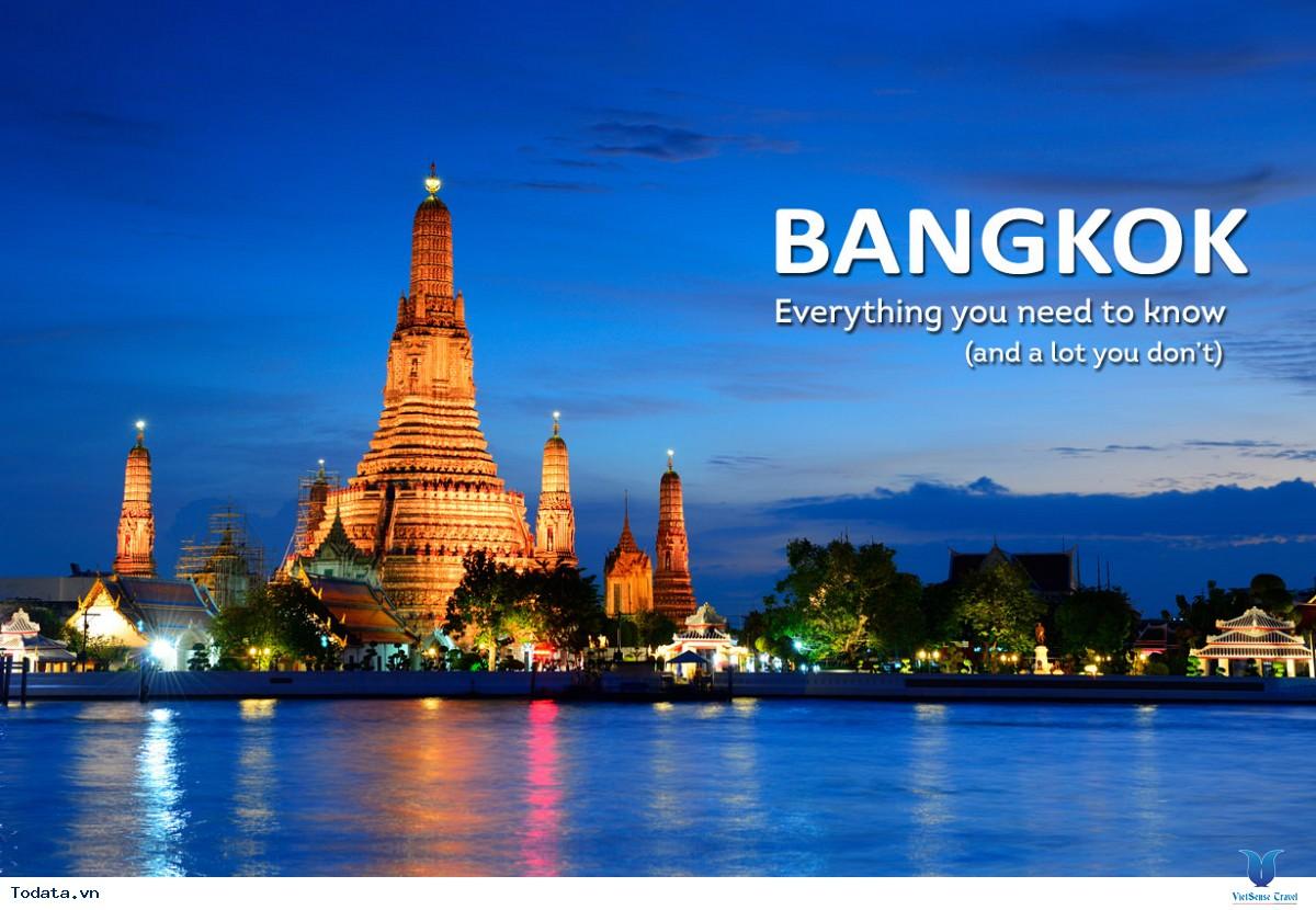 Tour Bangkok- Pattaya 5 Ngày 4 Đêm