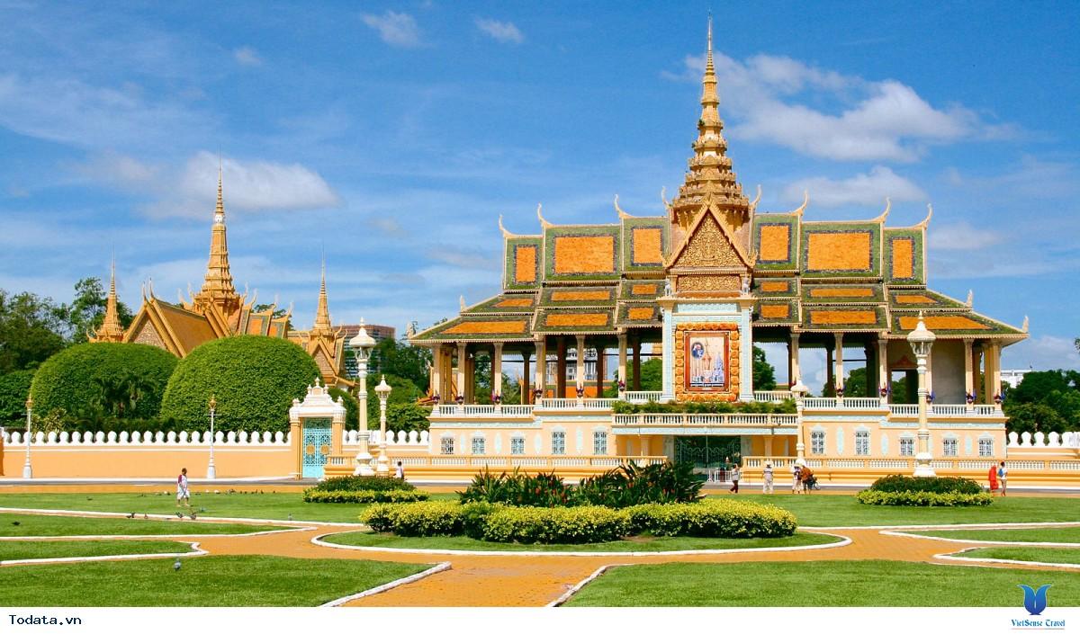 Tour Campuchia 2 ngày khởi hành từ Hồ Chí Minh