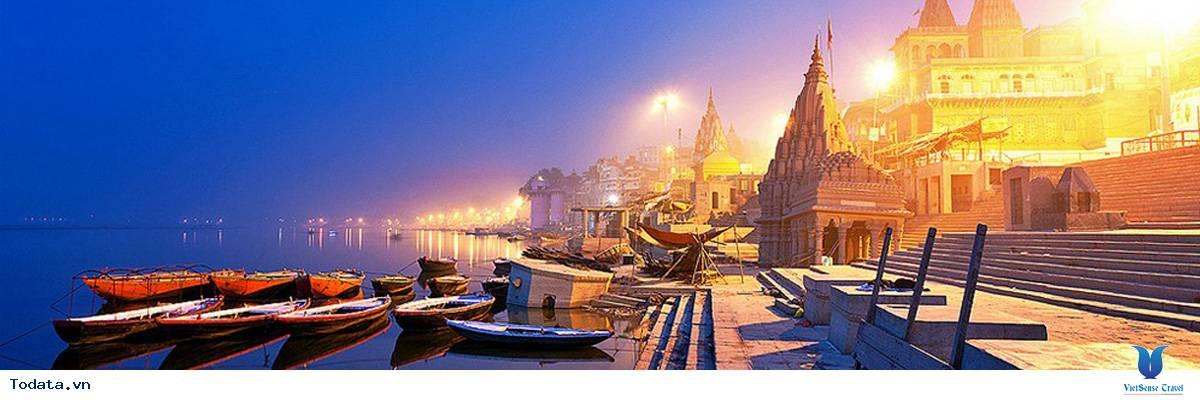 Tour Du Lịch Ấn Đô - New Delhi - Varanasi - Bodh Gaya 8 Ngày Từ Hà Nội
