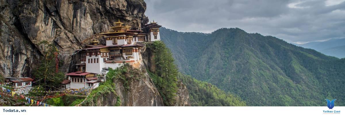Tour Du Lịch Bhutan 6 Ngày 5 Đêm Từ Hồ Chí Minh