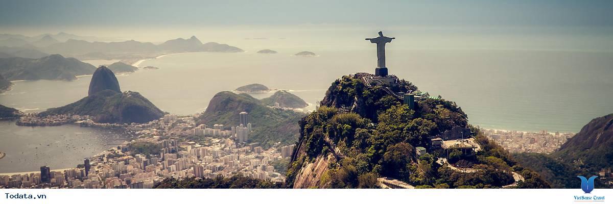 Tour Du Lịch Brazil - Rio De Janeiro 4 Ngày Từ Hồ Chí Minh