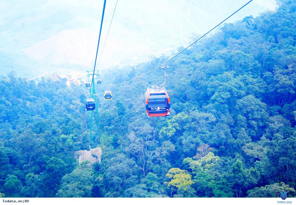 Tour Du Lịch Đà Nẵng- Bà Nà Núi Chúa 2 Ngày