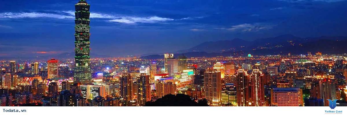 Tour Du Lịch Đài Loan - Cao Hùng - Đài Trung - Đài Bắc 5 Ngày Từ Hà Nội