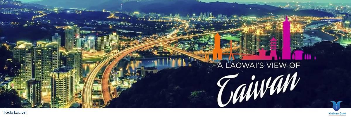 Tour Du Lịch Đài Loan - Cao Hùng - Đài Trung - Đài Bắc 6 Ngày