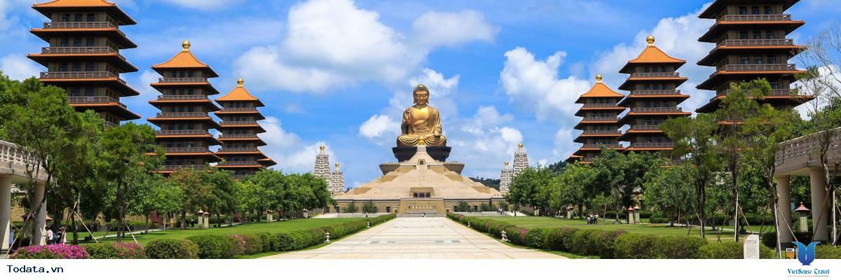 Tour Du Lịch Đài Loan 5 Ngày - Đài Bắc - Đài Trung - Cao Hùng