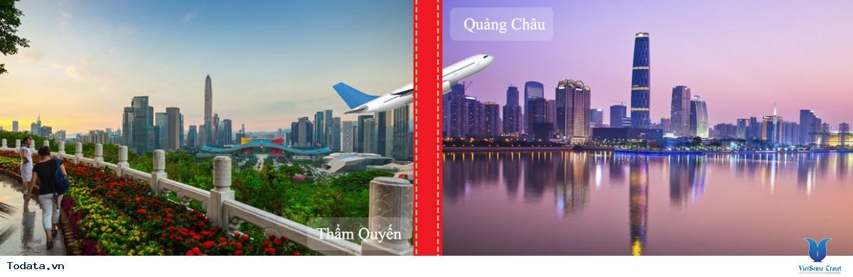 Tour du lịch Hà Nội - Thâm Quyến - Quảng Châu 5 Ngày 4 Đêm
