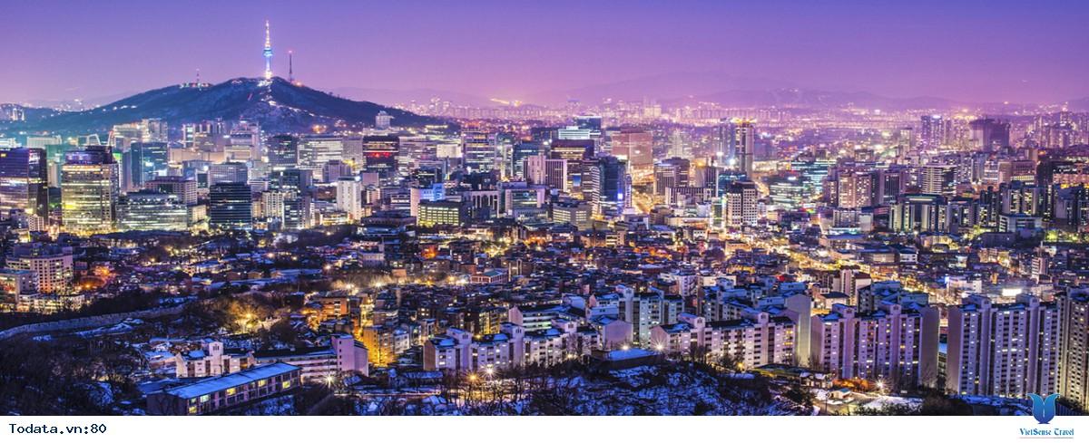 Tour Du Lịch Hàn Quốc - Seoul - Nami - Everland Từ Hà Nội