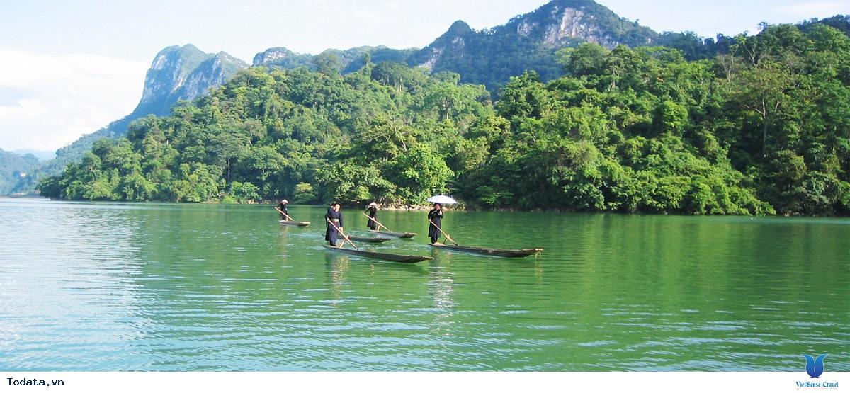 Tour Du Lịch Hồ Ba Bể - Thác Bản Giốc - Động Ngườm Ngao 3 Ngày 2 Đêm